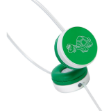 Groov-e My First Children's Headphones with Volume Limiter - Green Turtle